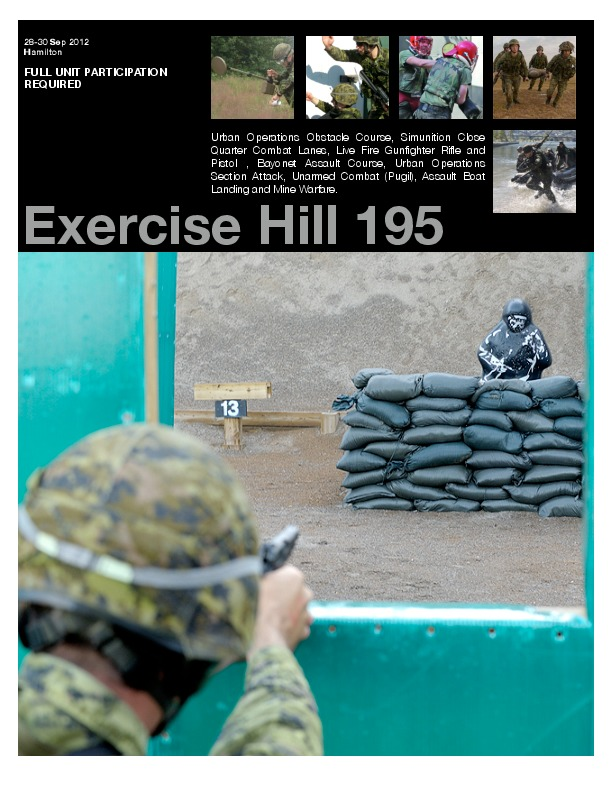 Hill 195 Poster